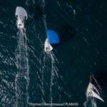 Хорошее начало для яхтсменов-одиночников