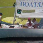 Первое место в матч-рейсе Antibes Cup (Франция) завоевал российский яхтсмен